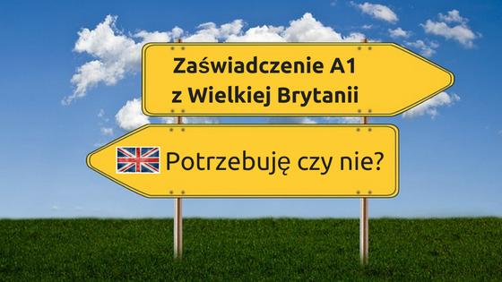 Druk A1 z Anglii dla polskiego przedsiębiorcy