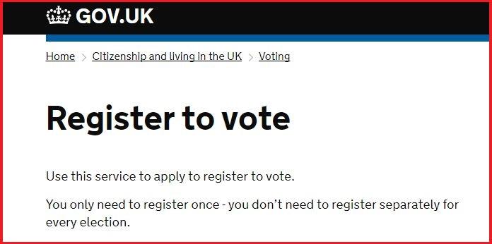 Starasz się o A1 z Wielkiej Brytanii? Ten dokument może być Ci potrzebny. Prawo do głosowania w UK.